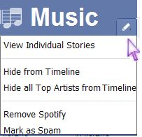 Een jaar Timeline apps: muziek erg populair!