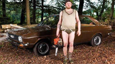 Een poepstreep in je onderbroek is veiliger dan een Volvo