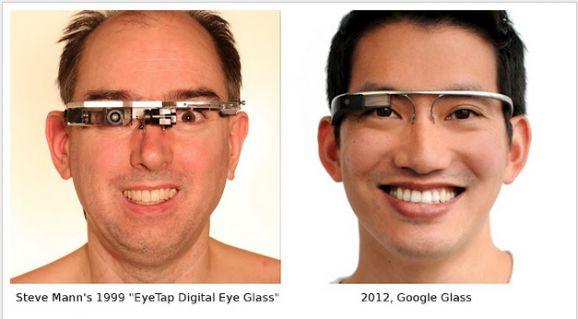Één reden om twee keer na te denken over een Google-bril