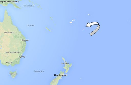 Eilandengroep Tonga heeft nu breedband internet