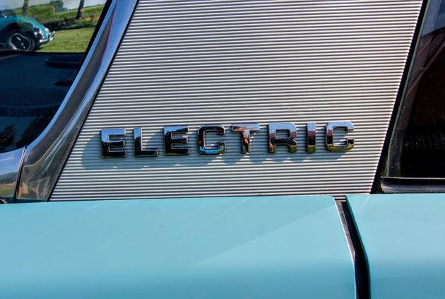 Electric Citroen DSla - 38 of 55