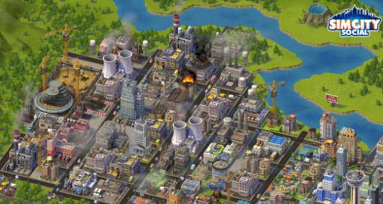 Electronic Arts stopt met drie Facebook-spellen