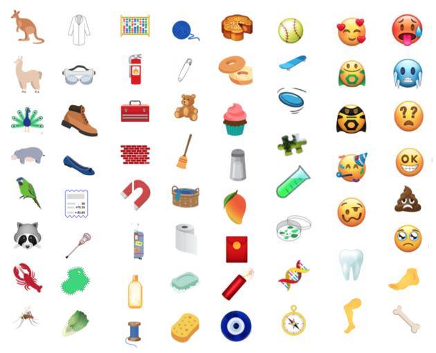 emoji-2018-kandidaten