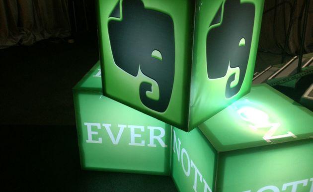 Evernote lanceert Business variant, gaat samenwerken met Moleskine
