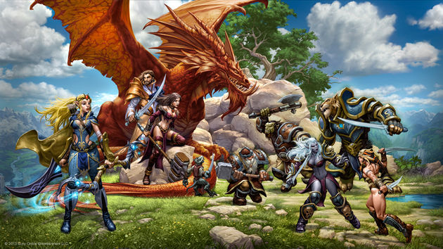Everquest Next: Sony graaft naar de MMO-kroon