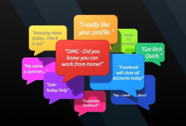 Explosieve groei Social Media spam