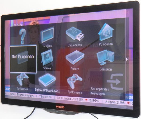 Explosieve groei tv's met internetconnectiviteit in Q2 2011