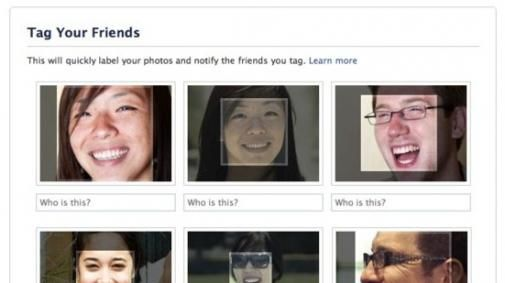 Facebook face-detection