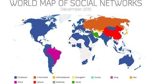 Facebook groeit, en groeit, en groeit