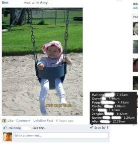 Facebook Groups laat nu ook zien wie een foto heeft bekeken