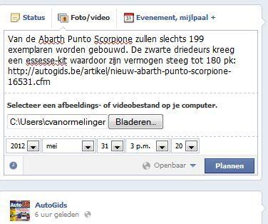 Facebook introduceert vijf nieuwe beheerdersprofielen en laat updates inplannen voor Facebook Pages