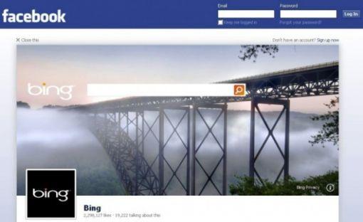 facebook_logout_bing