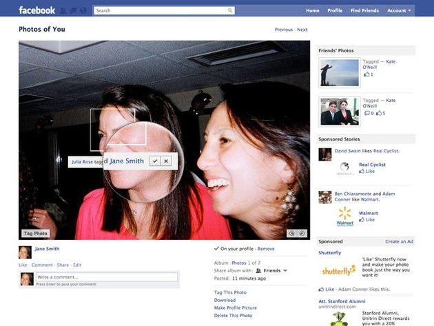 Facebook maakt delen van informatie eenvoudiger