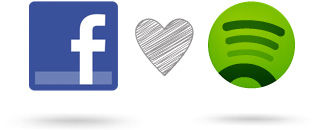 Facebook nodig voor nieuw Spotify account