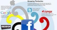 Facebook's Growing Tentacles : Ambities Facebook veranderen de Internet industrie