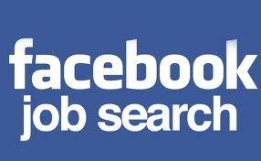 Facebook steeds populairder bij het zoeken naar banen