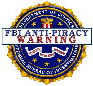 FBI anti-piraterij logo voortaan op meer producten