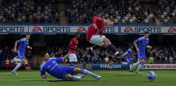 FIFA Football Vita gaat mooi in de herhaling