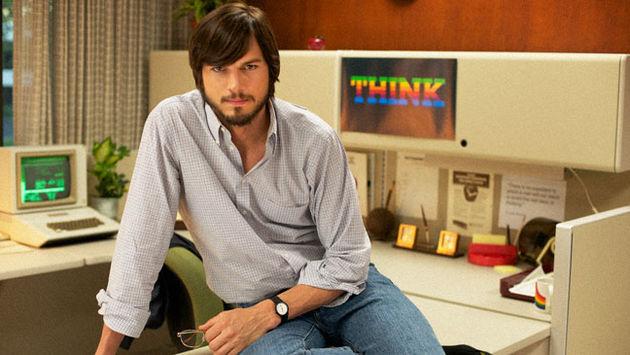 Film over Jobs in de bioscoop op Apple's 37e verjaardag