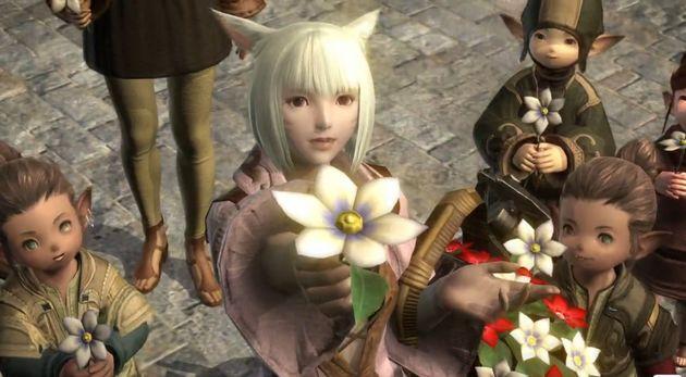 Final Fantasy XIV blijft 'gewoon' een MMO