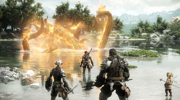Final Fantasy XIV free to play tot problemen verholpen zijn (dus nog wel even)