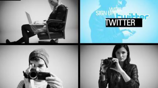 Flickr, YouTube, Twitter en Facebook reporters naar Fashion Week NY