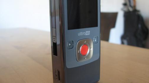 Flip Ultra HD gespot