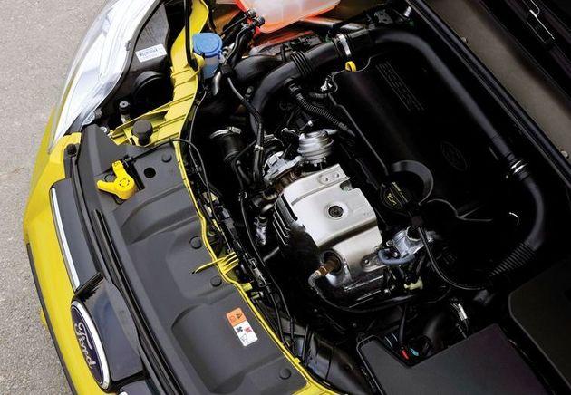 Ford 1.0 EcoBoost verkozen tot 'Internationale Motor van het Jaar 2012'