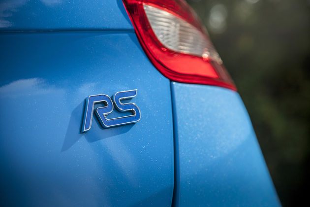 Ford Focus RS 118
