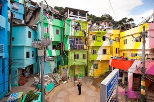 foto favela