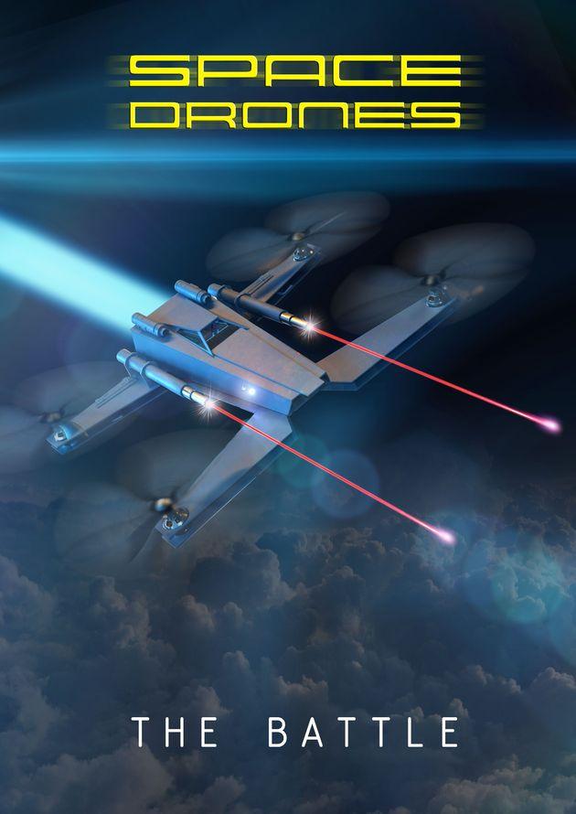 foto Space Drones