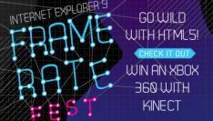Frame Rate Fest: Toon je HTML5 skills