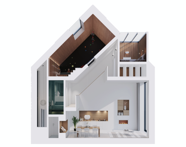 Funda bouwt het huis van onze dromen gebaseerd op big data - Huis van het wereldkantoor newport ...