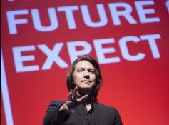 Futurist Mike Walsh: 'Think big, think new, and think quick'