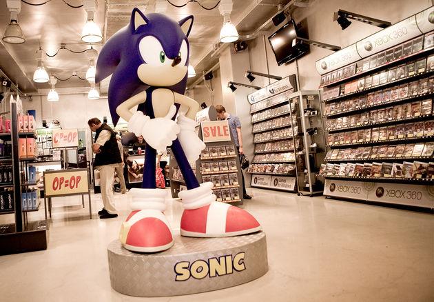 Game Mania gaat zelfstandig verder. Doorstart voor Free Record Shop.