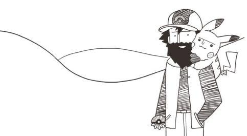 Games met een baard