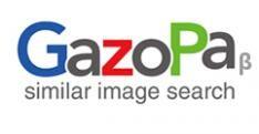 GazoPa laat je zoeken via beelden