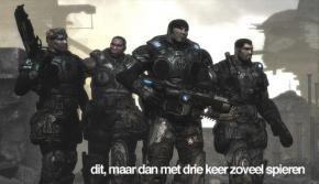 Gears of War 3 trailer: maandag