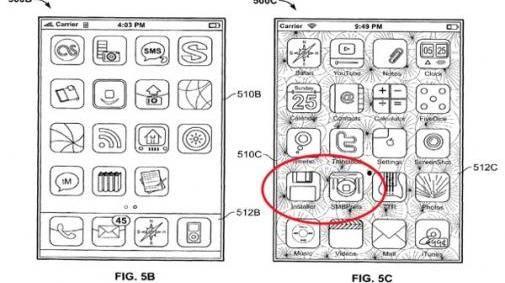 Gehackte iPhone gebruikt in patentaanvraag