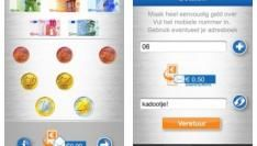 Geld overmaken met je iPhone via CashMS