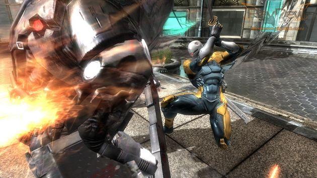 Gerechtigheid voor pc-gamers: Metal Gear Rising: Revengeance naar PC