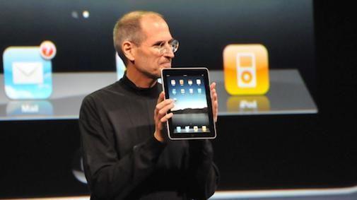 Gerucht: Steve Jobs stapt op als CEO van Apple