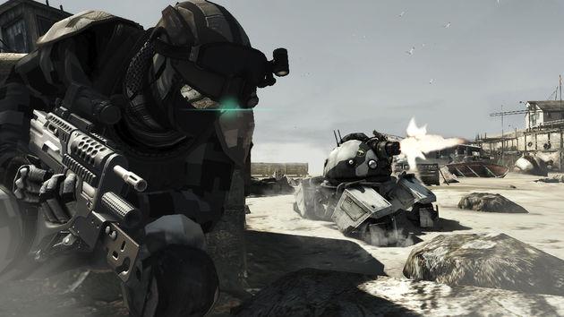 Ghost Recon: Future brengt stealth terug in oorlogsgames