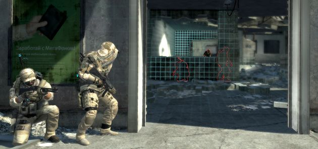 Ghost Recon Online: free to strategize