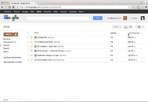 Gmail-bijlagen binnenkort ook te zien via Google Drive
