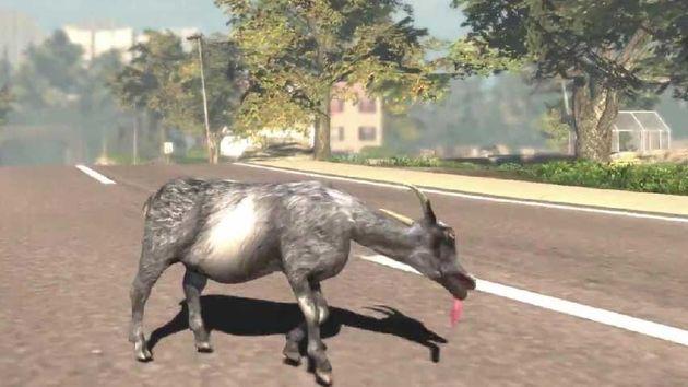 Goat Simulator krijgt retail versie in Noord Amerika
