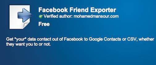 Goeie vraag : Hoe haal je je Facebook contacten binnen in Google+