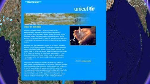 Google Earth Outreach-programma in Nederland