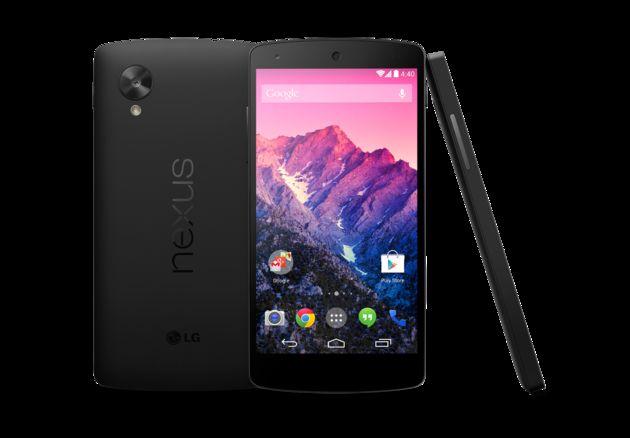 Google en LG lanceren de Nexus 5