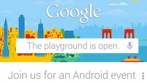 Google-event afgelast vanwege orkaan Sandy aka Frankenstorm